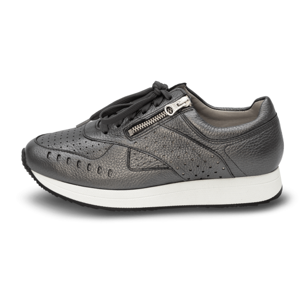17298-Sneaker-Damen-anthrazit/metallic